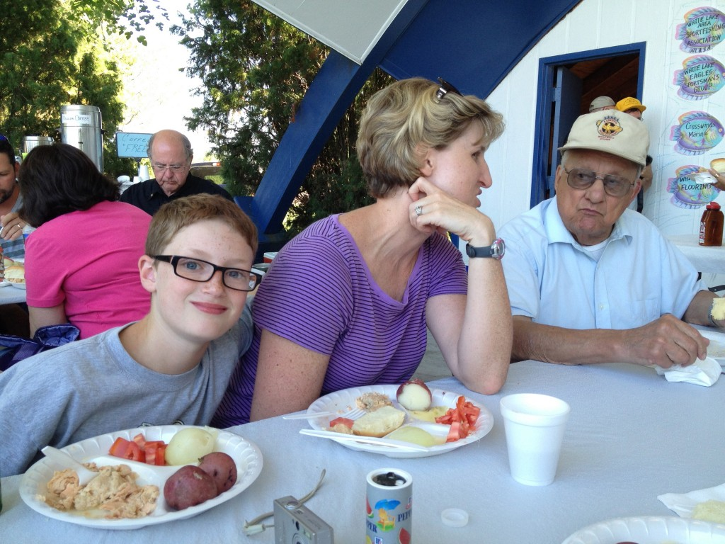 Caption My Fish Boil Picture! (Pure Michigan Vacation Part ...