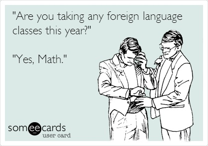 Foreignlanguagemath
