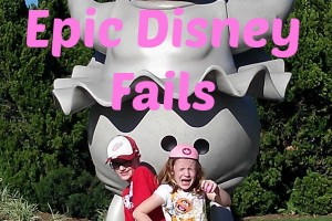 Epic Disney Fails