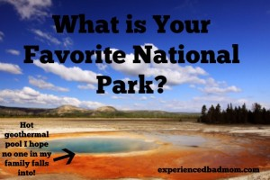 What is Your Favorite National Park?