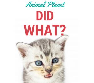 Animal Planet DID WHAT?