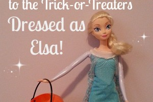 10 Things to Say to Trick-or-Treaters Dressed as Elsa
