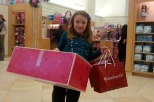 Our Visit to American Girl Place