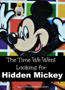 LookingforHiddenMickey