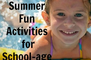 Experienced Bad Mom's Guide to School-age Summer Fun