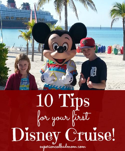 "10 Tips for Your First Disney Cruise. You'll love these quick, handy, and sometimes humorous tips that will help you say, ""See ya real soon!"""