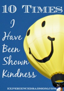 10 Times I Have Been Shown Kindness