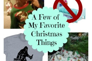 A Few of My Favorite Christmas Things