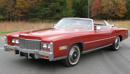 What I'm complaining about this week, like people who turn wide to turn right. It's not like we're driving those huge Cadillacs from the 70s folks!
