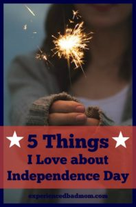 5 Things I Love about Independence Day
