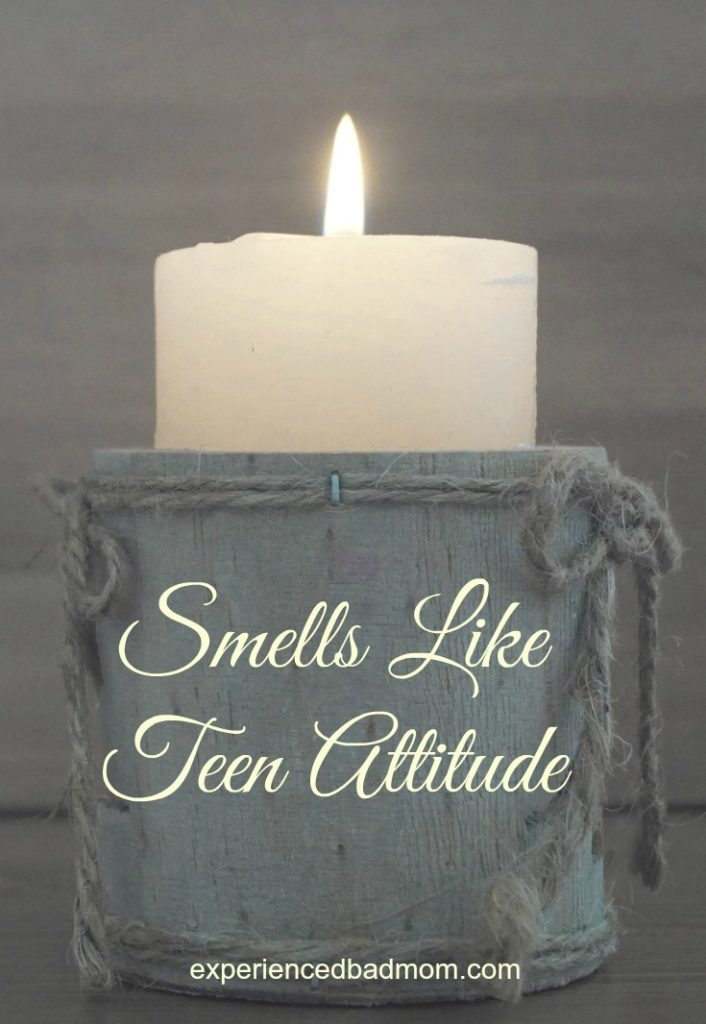 Popular Scented Candles for Moms: Smells Like Teen Attitude