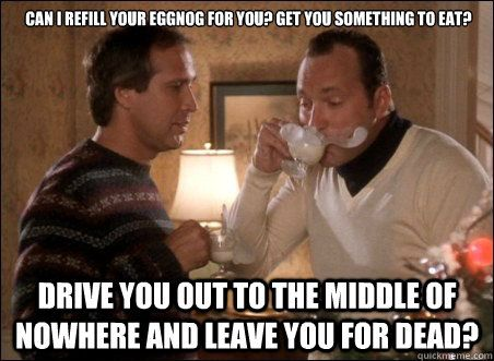 Laugh your way through the holidays with Cousin Eddie!