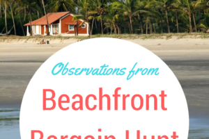 Observations from Beachfront Bargain Hunt on HGTV