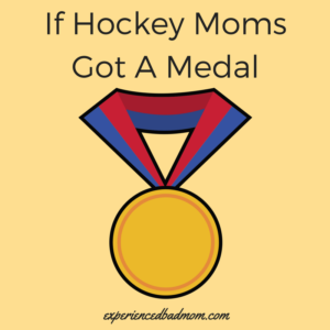 If Hockey Moms Got A Medal