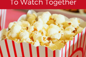 Check out these new classic movies for moms and tween girls to watch together. These movies released before your daughter was a tween are perfect for your next movie night now that she is a tween!