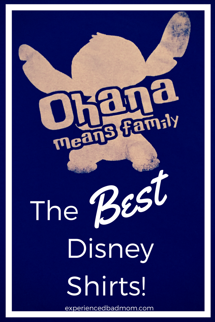 Love matching Disney shirts? Then you'll love this post about the best silly Disney shirts you can buy for your next trip to the Happiest Place on Earth!