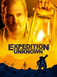 What we're watching - Expedition Unknown